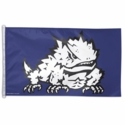 Texas Christian University Flag 3x5