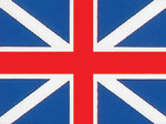 Union Jack - Kings Colors Flag 3x5