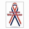 United We Stand Patriotic Banner