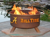 University of Alabama Outdoor Fire Pit
