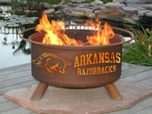 University of Arkansas Outdoor Fire Pit