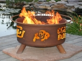 University of Colorado Outdoor Fire Pit