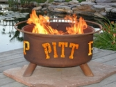 University of Pittsburgh Outdoor Fire Pit