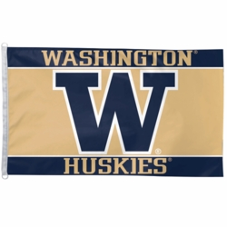 University of Washington Flag 3x5
