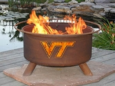 Virginia Tech Outdoor Fire Pit