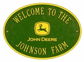 Wall & Lawn Plaques - Must be ordered by December 10th for Christmas delivery