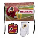 Washington Redskins Barbeque Tailgate Set
