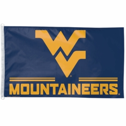 West Virginia University Flag 3x5