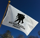 Wounded Warrior Project Flag 3x5