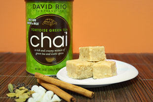 Chai Fudge