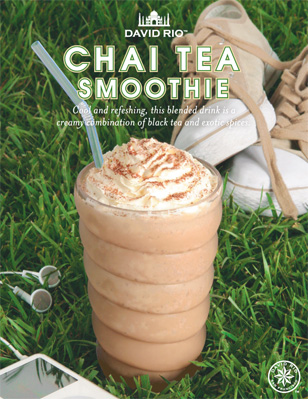 Chai Tea Smoothie