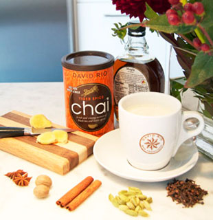 Maple Ginger Chai