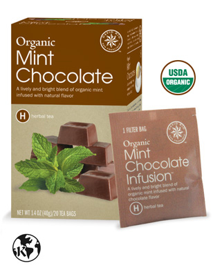 Mint Chocolate Infusion™ <br>(caffeine-free)