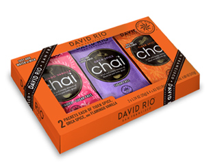 Premium Chai 6-Packet Gift Set