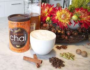 Spiked Chai Latte