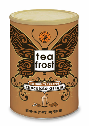Tea Frost Chocolate Assam <br/>Premium Tea Frappe