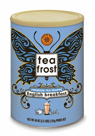 Tea Frost English Breakfast<br/>Premium Tea Frappe