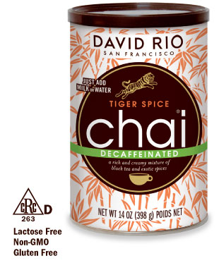Tiger Spice Chai<sup>®</sup> Decaffeinated
