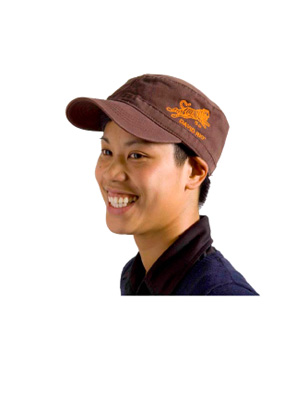 Tiger Spice® Embroidered Cap