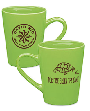 Tortoise Green Tea™ Chai Mug - SOLD OUT