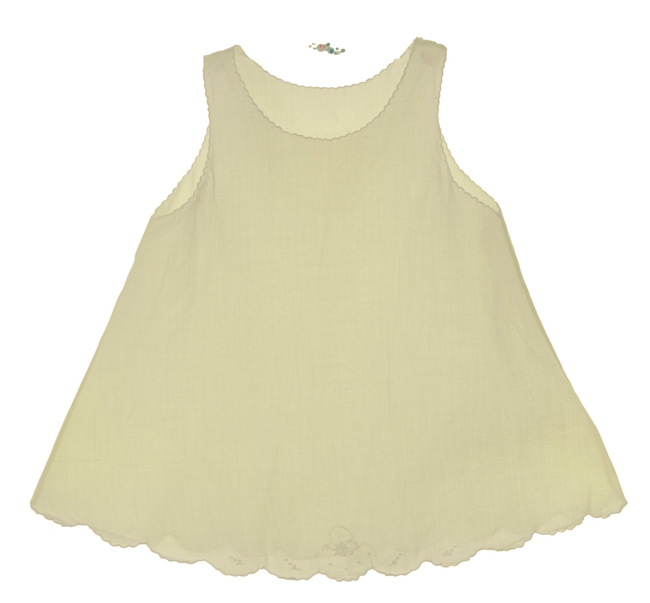 heirloom 1940s Feltman Brothers baby dress Feltman