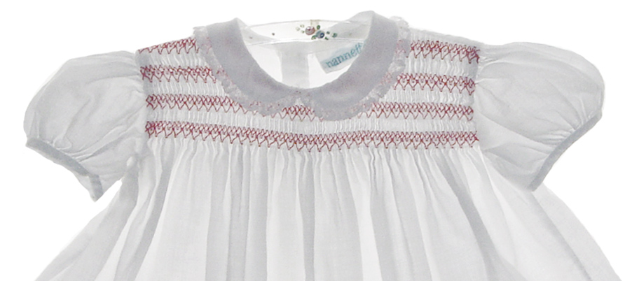 5952300957 Heirloom Baby Clothes  Heirloom Baby Dresses  Nannette Baby Dresses