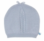 "<img src=""https://p11.secure.hostingprod.com/@grammies-attic.com/ssl/images/blue-sold-1.gif"">  NEW Angel Dear Blue Cotton Cable Knit Hat"