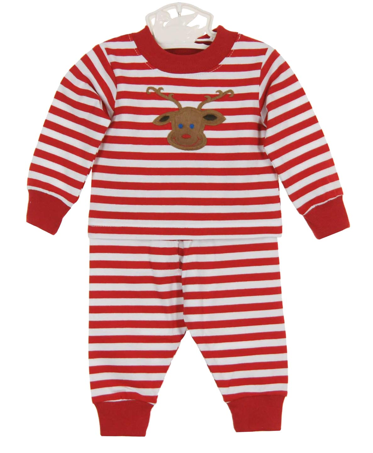 click to enlarge - Christmas Pjs Toddler
