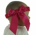 NEW Bright Pink Headband with Bow