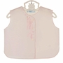 "<img src=""https://p11.secure.hostingprod.com/@grammies-attic.com/ssl/images/blue-sold-1.gif""> NEW Feltman Brothers Pink Diaper Shirt with Bow Embroidery"