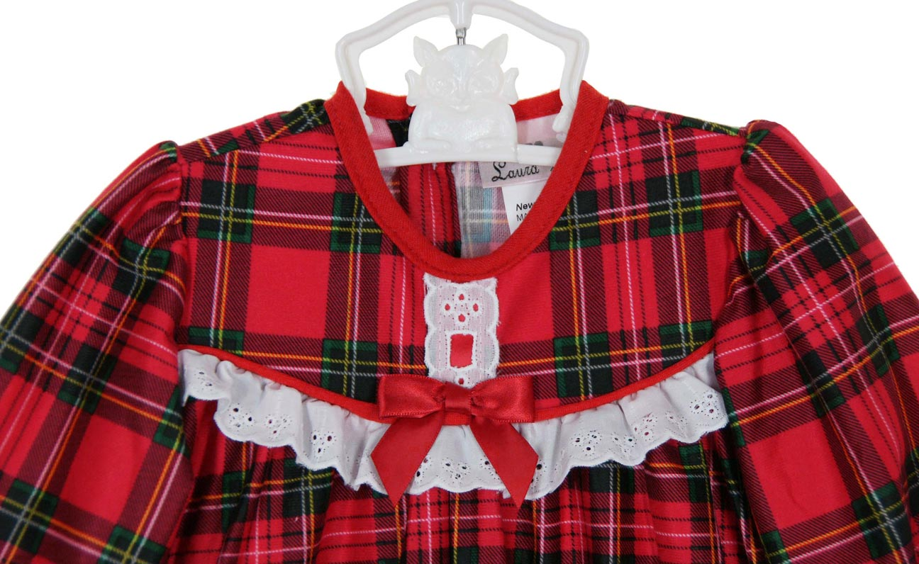 baby holiday pajamas baby christmas pajamas baby girl red plaid pajamas