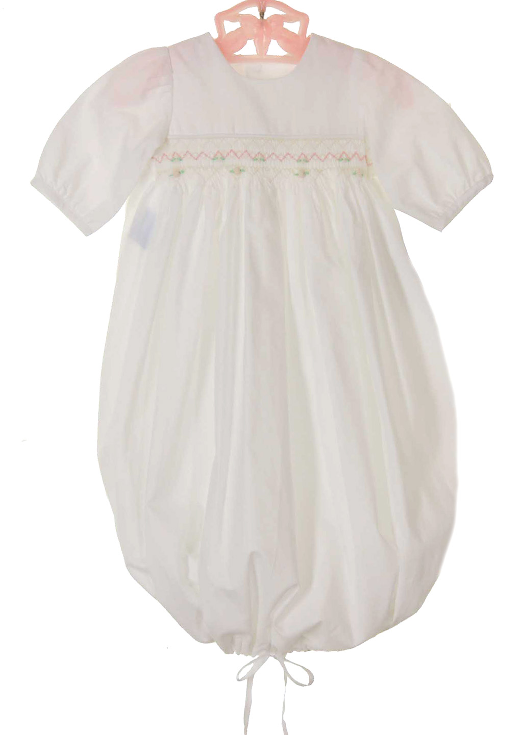 Remember Nguyen Vintage Style Smocked Daygown With