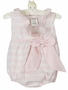 "<img src=""https://p11.secure.hostingprod.com/@grammies-attic.com/ssl/images/blue-sold-1.gif"">  NEW Ruffle Butts Pale Pink Striped Bubble with Pink Ruffled Trim"