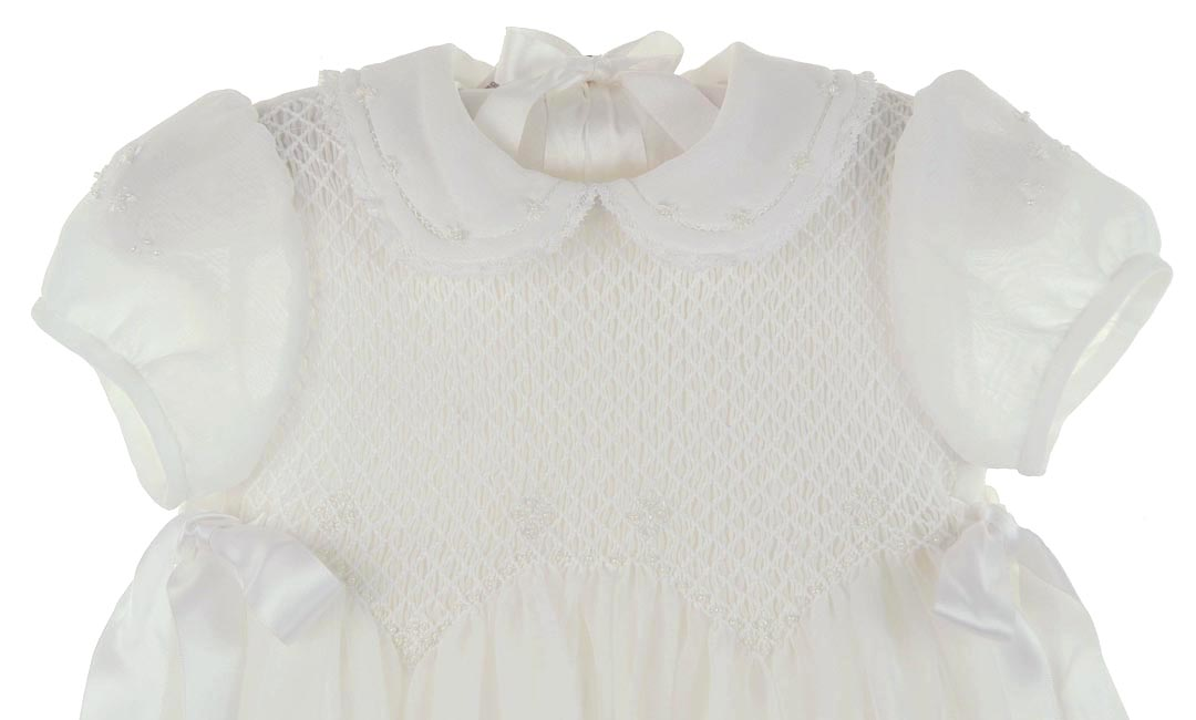 Baby Christening Gowns: Sarah Louise Christening Gowns