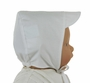NEW Will'Beth Boys White Classic Style Pintucked Hat with Ties
