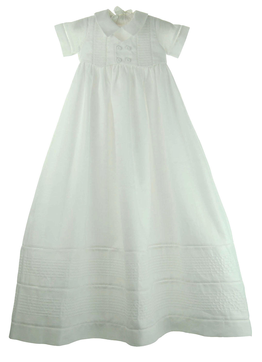 Will\'Beth linen christening gown,linen christening gown for baby ...