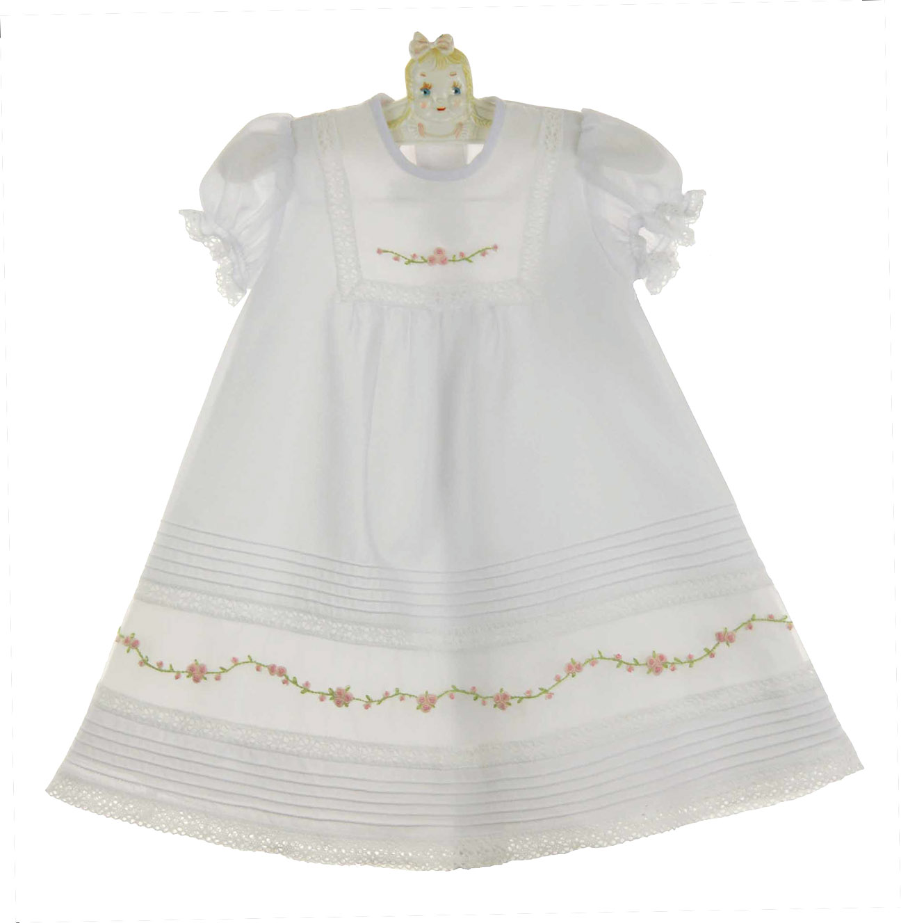 Willbeth christening gown,christening gown,christening gowns,baby ...