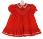 "<img src=""https://p11.secure.hostingprod.com/@grammies-attic.com/ssl/images/blue-sold-1.gif"">  Polly Flinders Red Smocked Dress with White Embroidered Flowers"