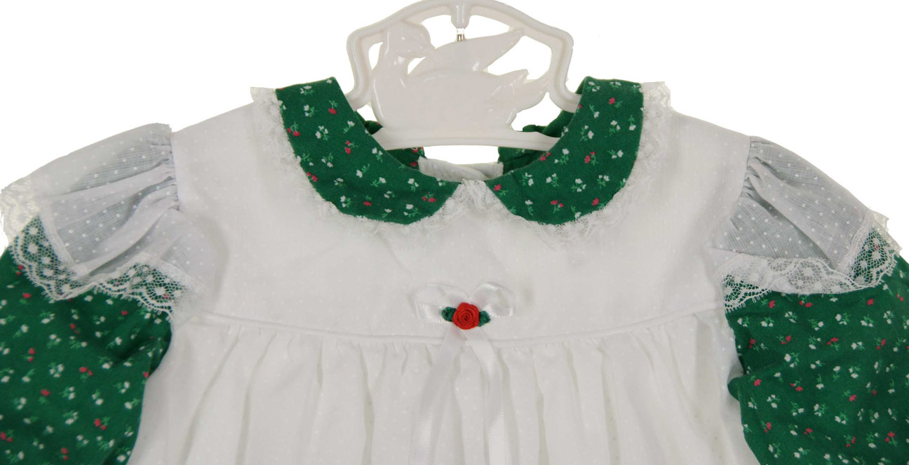 Join told Vintage little girls white dress
