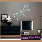 Butterfly Animals Vinyl Wall Decal - Wall Mural - Vinyl Stickers SWD