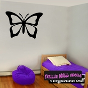 Butterfly Butterflies Animal Wall Quote Mural Decal CP028 SWD