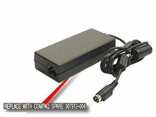 173315-001 Compaq Genuine Ac Adapter Power Supply For Lcd Monitors Wi