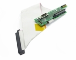 173830-001 Compaq media backplane board for Proliant DL360