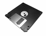 1W415 Dell floppy disk drive 1.44MB, Slim Form Factor, 3MD, No Be