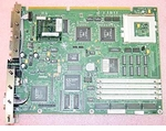 214524-001 Compaq Motherboard System Board 586 Mpeg 75Mhz/90Mhz For
