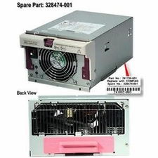 241726-001 Compaq Hot Pluggable Dc Power Supply For Proliant 3000 550