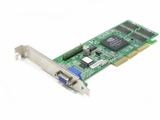 250206-001 Compaq Video Card Nvidia Synergy III Quadro2 Agp