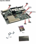 254544-001 Compaq Motherboard System Board Dual P4 For Evo Workstat