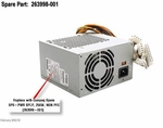 263998-001 Compaq Power Supply original - 250 Watts on-Pfc Power Factor Co