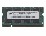 285523-001 HP Compaq Memory 256Mb Ddr266 Sodimm For Evo N1000 Series
